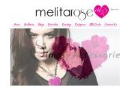 Melitarose Coupon Codes January 2019