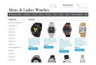 Mensandladieswatches Coupon Codes January 2019