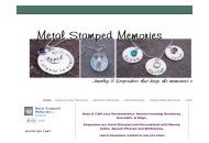 Metalstampedmemories Coupon Codes May 2021