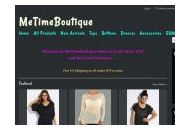 Metimeboutique Coupon Codes January 2021