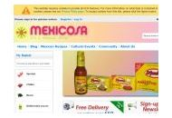 Mexicosa Uk Coupon Codes March 2021