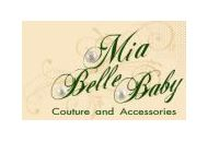 Mia Belle Baby Coupon Codes June 2019