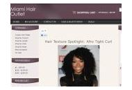 Miamihairoutlet Coupon Codes January 2019