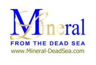 Mineral Line From The Dead Sea Coupon Codes January 2019