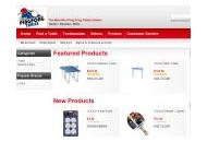 Minipingpongtables Coupon Codes October 2021