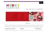 Minkyfabrics Uk Coupon Codes September 2020