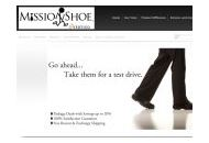 Missionshoestore Coupon Codes January 2019