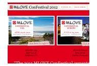 Mloveconfestival Coupon Codes September 2021