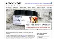 Moanabeauty Coupon Codes June 2018