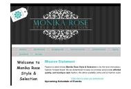 Monikaroseselection Coupon Codes February 2020