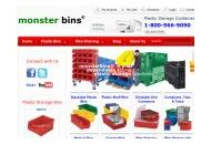 Monsterbins Coupon Codes April 2021