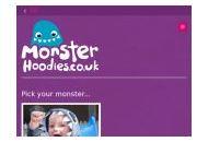 Monsterhoodies Uk Coupon Codes October 2021