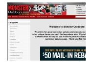 Monsteroutdoors Coupon Codes July 2020