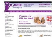 Monsterpackaging Coupon Codes June 2018