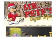 Mrpetescajunspices Coupon Codes October 2018