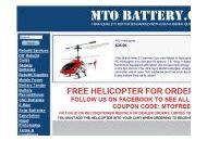 Mtobattery Coupon Codes April 2021