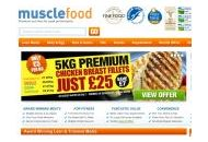 Musclefood Coupon Codes January 2019
