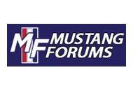 Mustangforums Coupon Codes December 2017