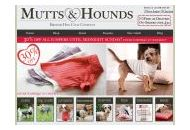 Muttsandhounds Uk Coupon Codes January 2019