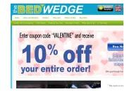 Mybedwedge Coupon Codes February 2019