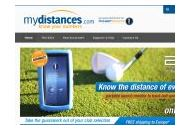 Mydistances Coupon Codes June 2020