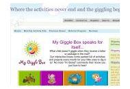 Mygigglebox Coupon Codes July 2021
