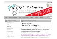 Mylittlecustoms Coupon Codes November 2019