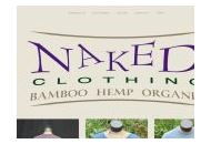 Nakedclothing Coupon Codes August 2020