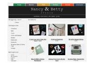 Nancyandbetty Coupon Codes August 2019