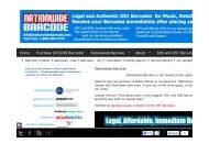 Nationwide Barcode Coupon Codes January 2019