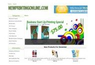 Newprintingonline Coupon Codes May 2021