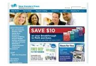 Newreaderspress Coupon Codes February 2019
