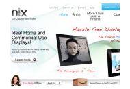 Nix Digital Frames Coupon Codes September 2018