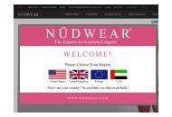 Nudwear Coupon Codes September 2021