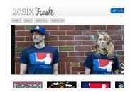 20sixfresh Coupon Codes August 2019