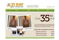 21daybodymakeover Coupon Codes January 2021