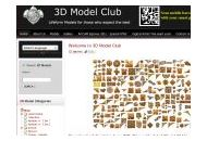 3dmodelclub Coupon Codes June 2018