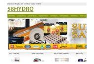 58hydro Coupon Codes October 2021