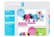 Octane 3 Coupon Codes September 2018