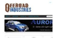 Offroadindustries Au Coupon Codes January 2020