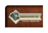 Oldphoneworks Coupon Codes June 2019