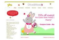 Oliveandmoss Coupon Codes June 2021