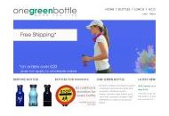 Onegreenbottle Coupon Codes May 2021