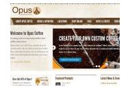 Opuscoffee Coupon Codes April 2021