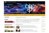 Oregonbachfestival Coupon Codes January 2020