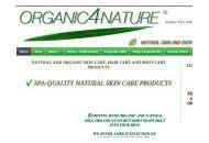 Organic4nature Coupon Codes June 2021