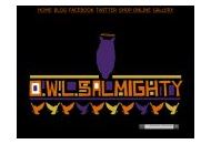 Owlsalmighty Coupon Codes January 2021
