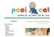Paci-catchers Coupon Codes June 2019