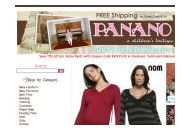 Panano Coupon Codes August 2018