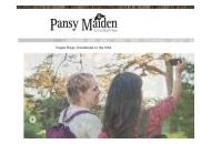 Pansymaiden Coupon Codes July 2020